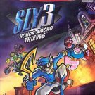 Sly 3: Honor Among Thieves Greatest Hits for Sony Playstation 2 NEW PS2 GAME