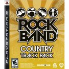 Rock Band Track Pack: Country For Sony Playstation 3 NEW PS3 GAME