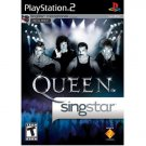 Singstar: Queen (Stand Alone) for Sony Playstation 2 NEW PS2 GAME