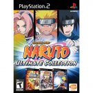 Naruto Ultimate Collection for Sony Playstation 2 NEW PS2 GAME