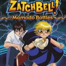 Zatch Bell! Mamodo Battles for Nintendo GameCube NEW GAME