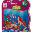 VTECH V.Smile Learning Game Smartridge Disney's The Little Mermaid: Ariels Majestic Journey New
