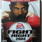 Fight Night 2004 for Sony PlayStation 2 Greatest Hits NEW PS2 GAME