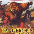 Cabela's Dangerous Hunts for Sony PlayStation 2 Greatest Hits NEW PS2 GAME