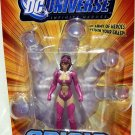 Mattel DC Universe Series 1 Infinite Heroes Crisis Action Figure # 16 - Villain Star Sapphire NEW