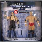 WWE Summer Slam Road to Wrestlemania 23 Exclusive Action Figure 2-Pack Undertaker & Mr. Kennedy New
