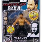 WWE Jakks Pacific Deluxe Build N Brawl Series 5 Mini 4 Inch Action Figure Chavo Guerrero New