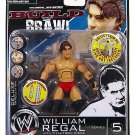 WWE Jakks Pacific Deluxe Build N Brawl Series 5 Mini 4 Inch Action Figure William Regal New
