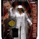 WWE Wrestling Jakks Pacific Ruthless Aggression Series 42 SHAWN MICHAELS Action Figure NEW