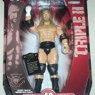 WWE Wrestling Jakks Pacific Ruthless Aggression Series 42 Triple H Action Figure NEW
