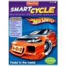 Fisher Price Smart Cycle Physical Learning Arcade Hot Wheels Extreme Software Fun 2 Learn New