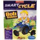 Fisher Price Smart Cycle Physical Learning Arcade Bob the Builder Extreme Software Fun 2 Learn New