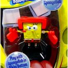 Nickelodeon Jakks Pacific SpongeBob Squarepants Mini Action Figure Karate Spongebob NEW