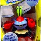 Nickelodeon Jakks Pacific SpongeBob Squarepants Mini Action Figure Mr. Krabs NEW