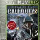 Call of Duty 2: Platinum Hits Special Edition for Microsoft Xbox 360 NEW