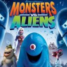 Dreamworks Monsters vs. Aliens for Sony Playstation 2 Black Label NEW PS2 Game