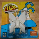 "Bandai 1994 The Tick Animated Series 1 "" Fluttering "" Arthur Action Figure Good Doer New"