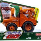 Fisher Price Shake 'n Go! Disney Pixar's Cars Limited Edition Christmas Mater in Winter Attire NEW