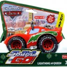 Fisher Price Shake 'n Go! Disney Pixar's Cars Limited Edition Christmas Lightning McQueen New