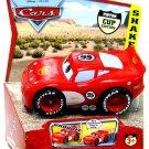 Shake 'n Go Disney Pixar's Cars The Movie: Lightning McQueen Piston Cup Edition Desert Background