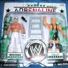 WWE Jakks Pacific Wrestling Adrenaline Series 30 Rey Mysterio & Finlay Action Figure 2 Pack NEW