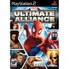 Marvel Ultimate Alliance Black Label for Sony Playstation 2 NEW PS2 Game