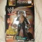 WWE Jakks Pacific RAW 2002 Superstars Uncovered The Rock Action Figure Walmart Exclusive NEW