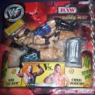 WWF WWE Undisputed Rivals RVD Rob Van Dam vs Y2J Chris Jericho Unchained Fury Action Figure 2-Pack