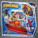 Mega Bloks 2064 The Amazing Spider-Man Marvel StreetSeries: Green Goblin 44 Pcs New