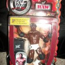 WWF WWE Jakks Pacific Raw Unchained Fury Booker T Real Scan Action Figure New