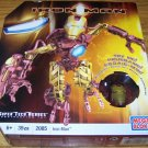MEGA BLOKS 2085 Iron Man Next Generation Super Techbot New