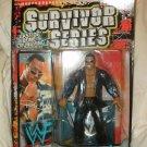 WWF WWE Jakks Pacific 1999 Survivor Series Signature Series 4 Blue Edition The Rock Action Figure