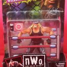 Toy Biz TNA Smash 'N Slam Wrestlers: NWO Hollywood Hulk Hogan New World Order Action Figure New