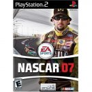 Electronic Arts Sports NASCAR 07 for Sony PlayStation 2 NEW PS2 GAME