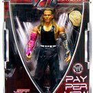 WWE TNA Jakks Pacific Wrestling Pay Per View PPV Series 14 Jeff Hardy Cyber Sunday Action Figure