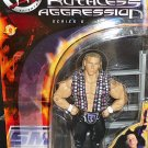 WWE Jakks Pacific Ruthless Aggression Series 5 HBK Shawn Michaels Action Figure with Ladder NEW