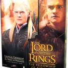"Sideshow Collectibles The Lord of the Rings Fellowship of the Ring Legolas Greenleaf 12"" Figure"