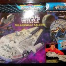 Star Wars MicroMachines The Original Scale Miniature Millennium Falcon Playset Micro Machines New