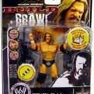 "WWE Jakks Pacific Build N' Brawl Wrestlemania 25h Anniversary Mini 4 Inch Figure "" The Game "" Triple"