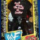 WWF WWE Jakks Pacific ToyFare Exclusive Collector Figure THE ROCK 1 of 10,000 Edition New