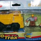 "Fisher Price Geo Trax Rail & Road System: Lights & Sound Vehicle The Most "" Rugged "" Team"