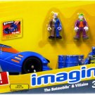 Fisher Price Imaginext DC Super Friends Exclusive Batmobile & Villains Extra Value Only at Target