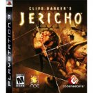 Clive Barker's Jericho for Sony Playstation 3 NEW PS3 GAME