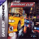 Midnight Club Street Racing for Nintendo Game Boy Advance NEW GBA