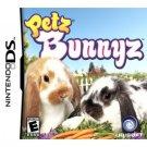 Petz Bunnyz for Nintendo DS New Game