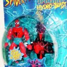 Toy Biz Spider-Man Web Splashers Kayak Spidey Hydro-Blast Action Figure New