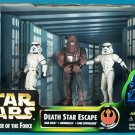 Kenner Star Wars Cinema Scene Death Star Escape with Han Solo, Chewbacca and Luke Skywalker