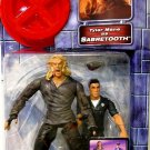 Toy Biz Marvel X-Men The Movie Series 2 Tyler Mane as Sabretooth action figure and Security Guard