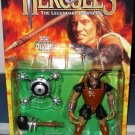 Toy Biz Hercules the Legendary Journeys Mt. Olympus Games Mesomorph with Shield Attack Action Figure