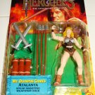 Toy Biz Hercules the Legendary Journeys Mt. Olympus Games Atalanta with Spear Shooting Weapon